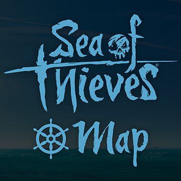 Sea Of Thieves Map - Tools